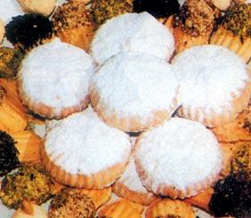 كعك العيد - عمل كعك العيد - كحك العيد للشيف شربينى - وصفة كحك العيد المصرى- طريقة كحك العيد -eid cake recipe