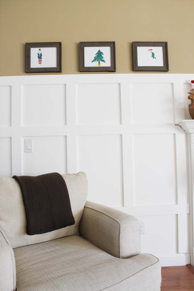 how to fill a wall dresser unit to look nice