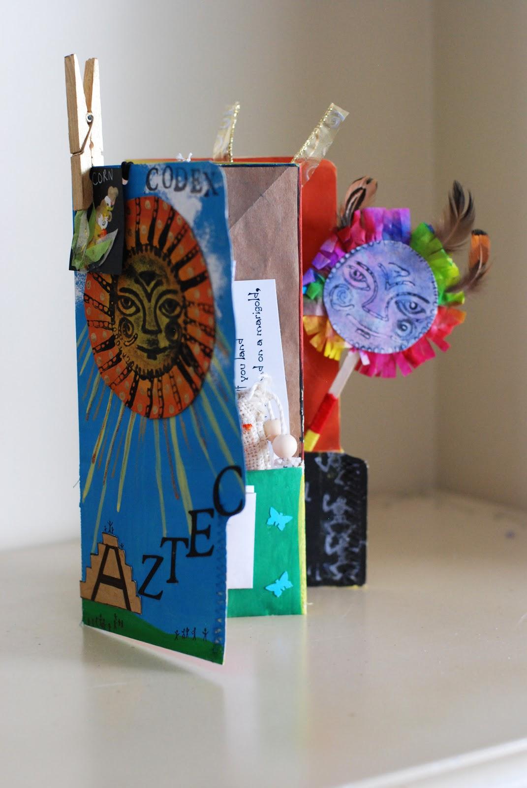 Creative File Folders Aztec File Folder Books