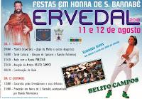 ERVEDAL (AVIS): FESTAS DE SÃO BARNABÉ