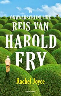 De onwaarschijnlijke reis van Harold Fry, Rachel Joyce cover
