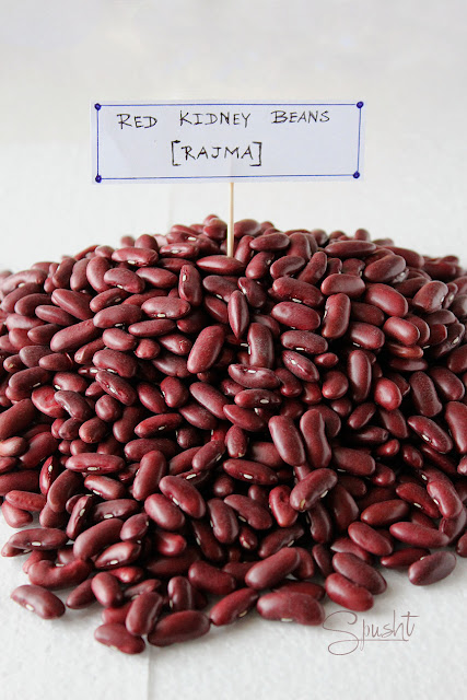 Spusht | Indian Pantry Essentials | Red Kidney Beans | Hindi: Rajma