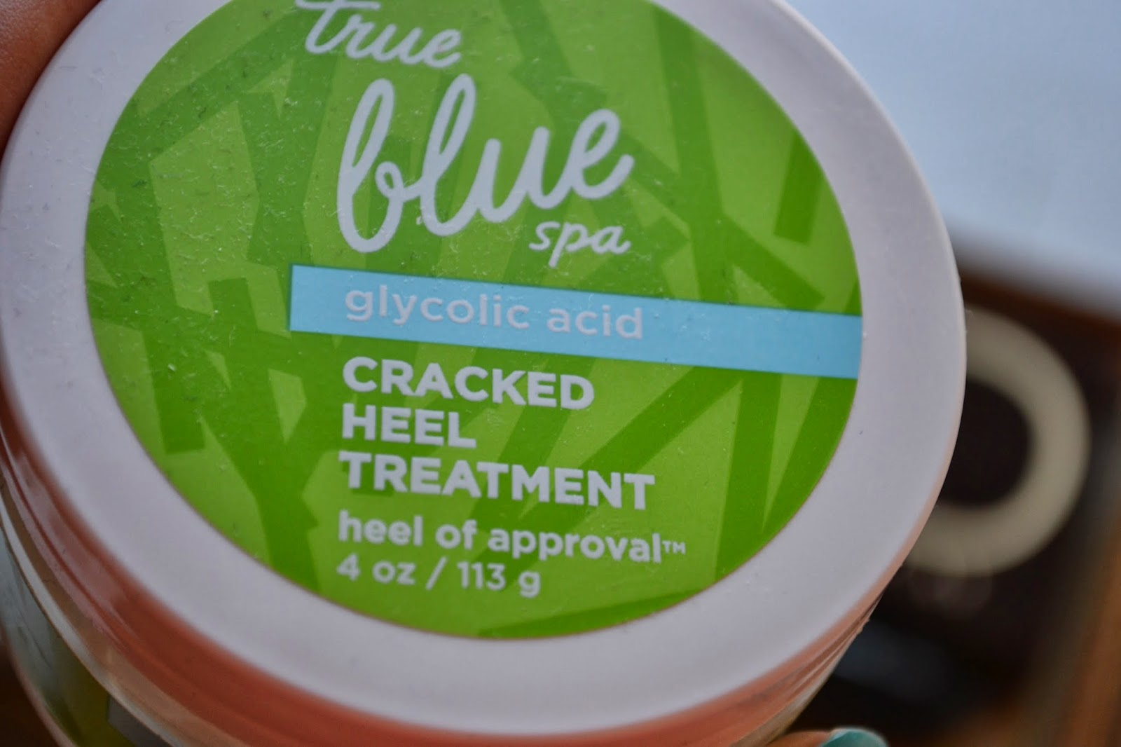 True Blue Spa Cracked Heel Treatment