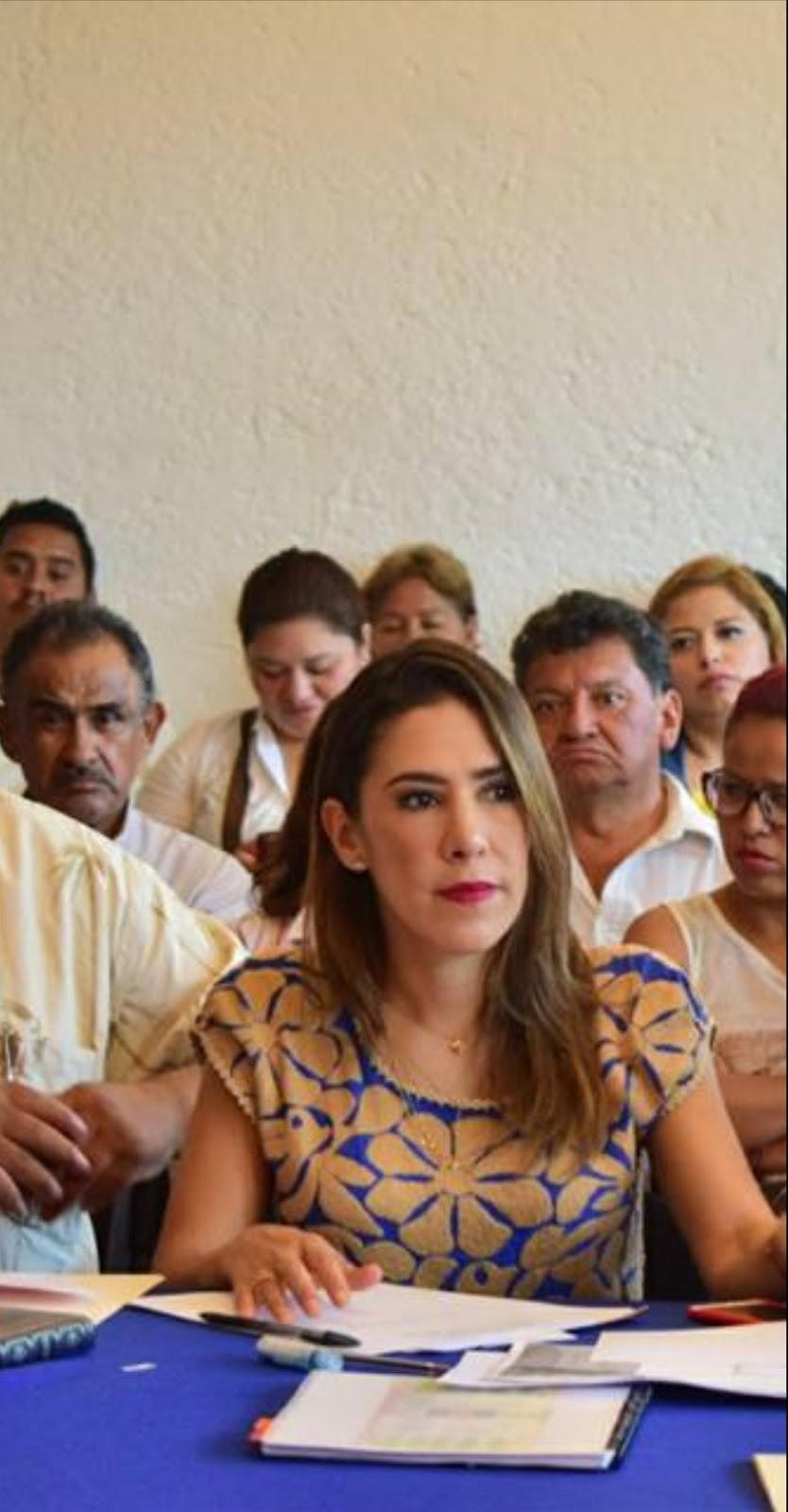 Mariana Moguel y su relegitimación del delegado de Tláhuac