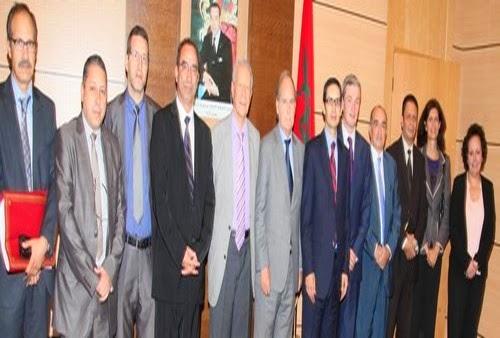 إعطاء الانطلاقة الرسمية للمسالك الدولية للباكلوريا المغربية - خيار إنجليزية و خيار إسبانية
