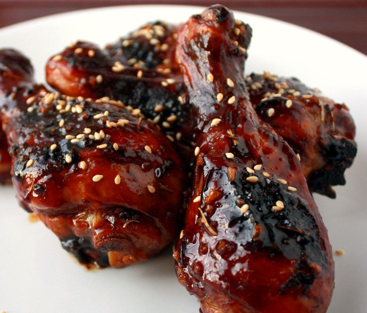 Balsamic Chicken Drumsticks Recipe