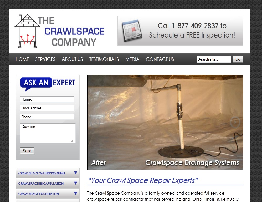 American basement solutions for American crawlspace reviews