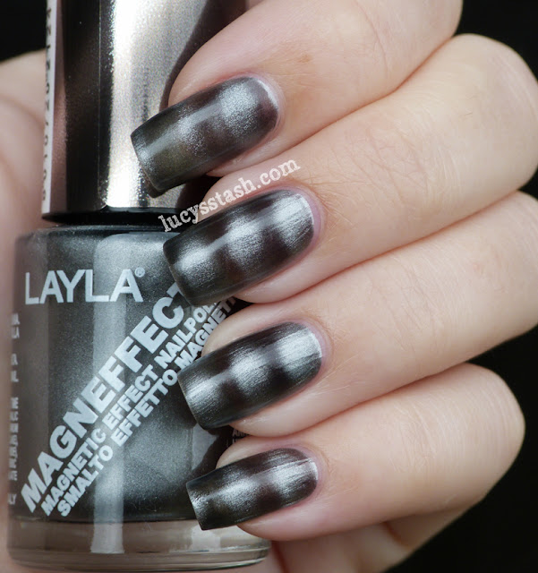 Lucy's Stash - Layla Magneffect 01 Gun Metal