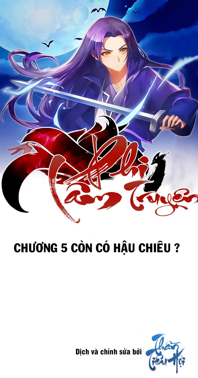 Lâm Phi Truyện - Chap 5