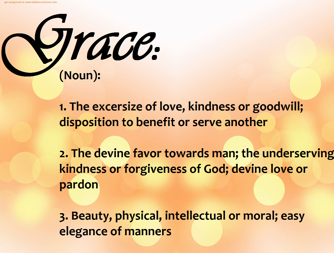 Helpful Hope Grace