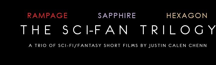 THE SCIFAN TRILOGY