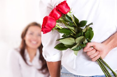Rose_Surprise her with flowers