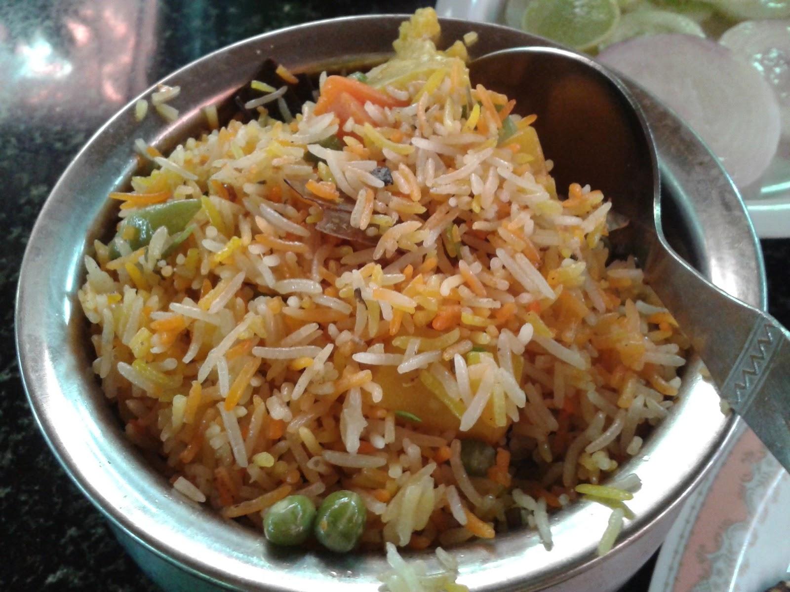 Handi Biryani Recipe - हांड़ी बिरयानी