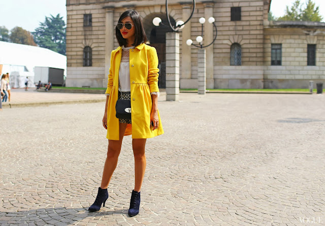 Milano Fashion Week Street Style