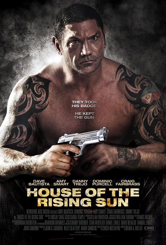 House of the Rising Sun affiche