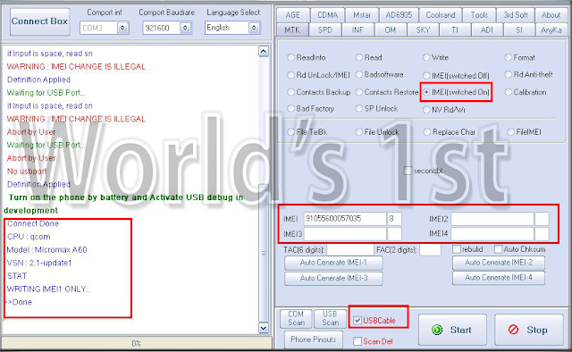 android, imei repair, imei change done by miracle