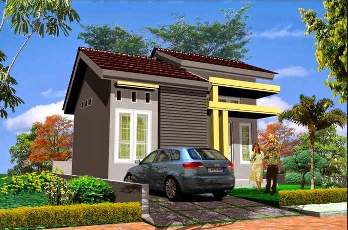 desain rumah mungil 3