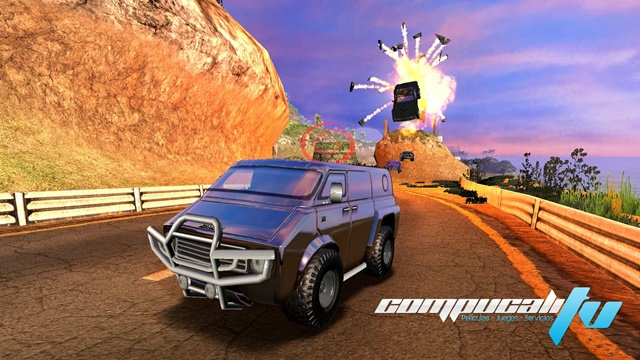 Carnage Racing PC Full Español
