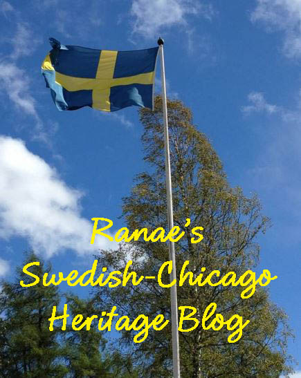 click▼ to see my Swedish roots