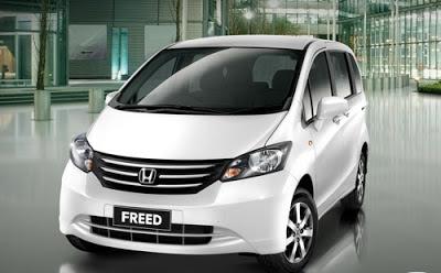 Honda MPV Freed Baru