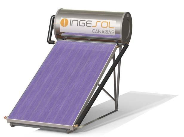 Placas solares para agua caliente for Placas solares para calentar agua
