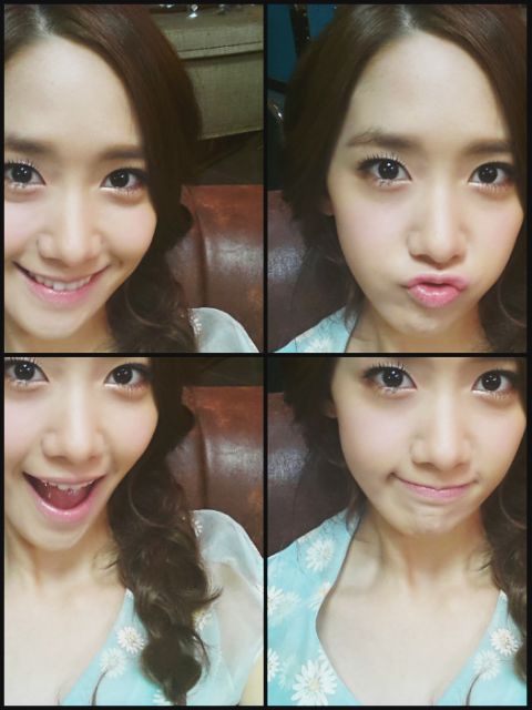 Yoona 1 Set Selca Cantik