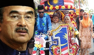 Ali Rustam Malacca chief minister Malaysia Book of Records