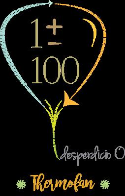 PROYECTO 1+/-100, DESPERDICIO 0