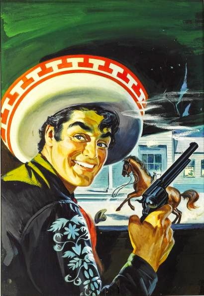 Cover Gallery: The Cisco Kid