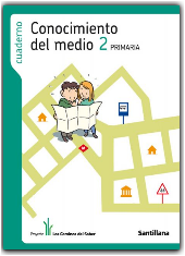 CUADERNILLO C. DEL MEDIO 2º SANTILANA