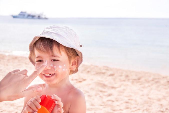 ¿Como proteger la piel de tu bebé del sol?