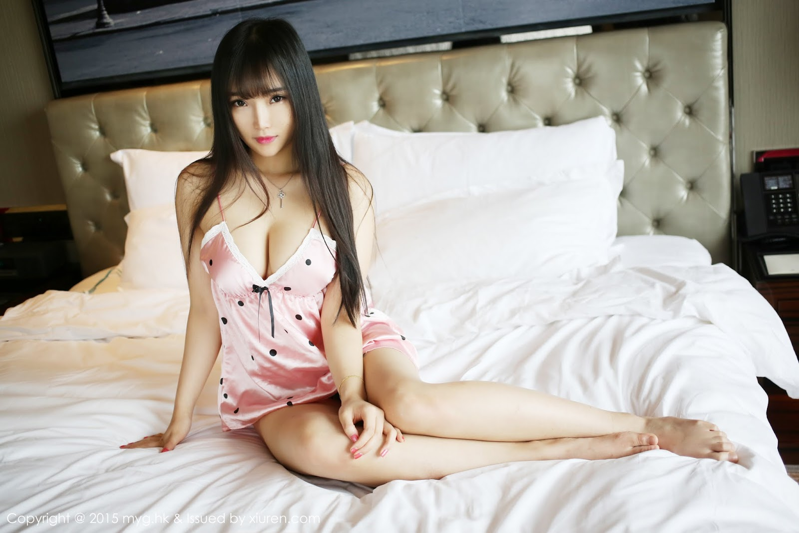 0026 - Sexy Girl Model MYGIRL VOL.118
