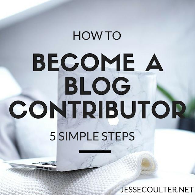 Blog Contributor tips