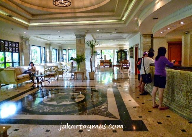 Living del hotel Hyatt Regency en Yogyakarta