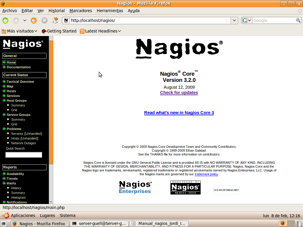 4 adding clients in nagios