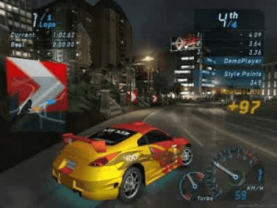 Download Need for Speed Underground 1 PC Full Version 3
