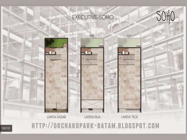 Orchard Park Batam SOHO Brochure 08
