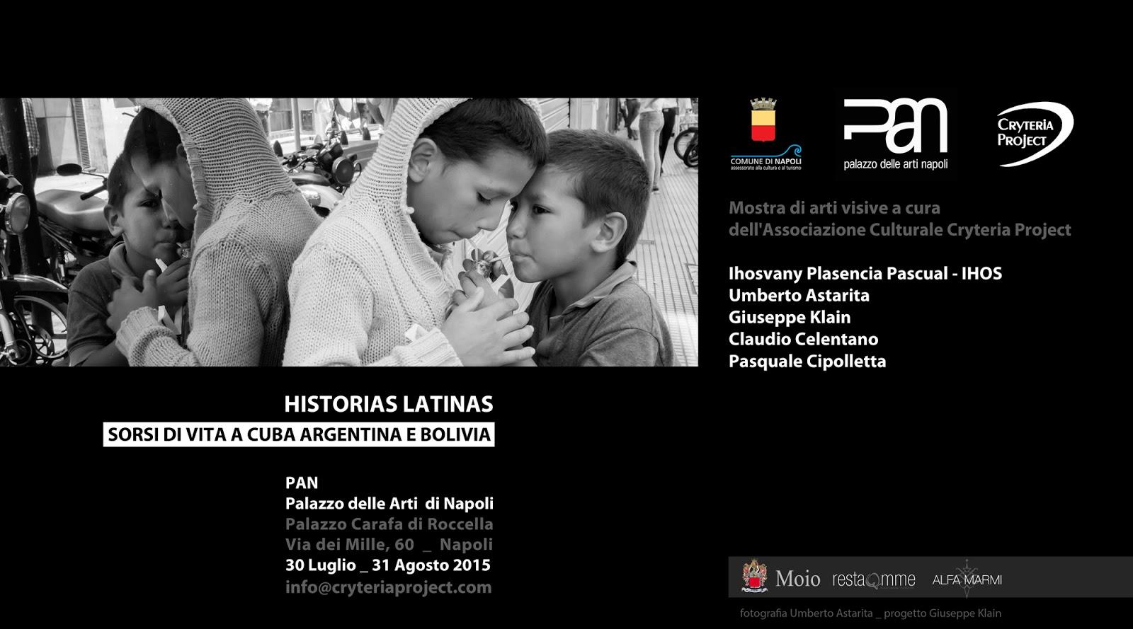 HISTORIAS LATINAS Sorsi di vita a Cuba Argentina e Bolivia