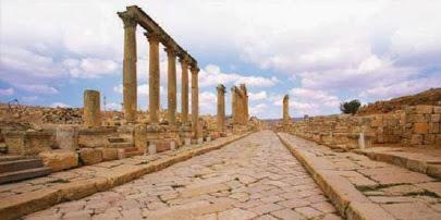 ถนนของโรมันโบราณ