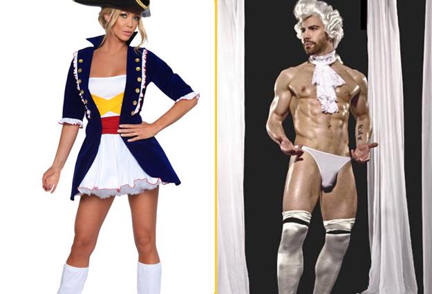 costume louis homme et femme