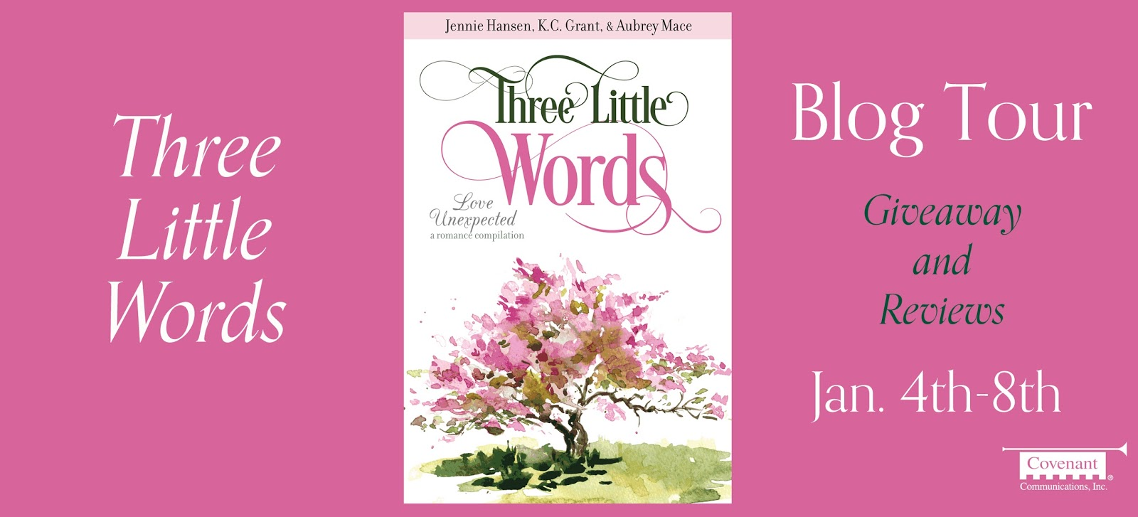 three little words Three little words when you read the new testament, especially the letters of paul, three words keep coming into the conversation: faith, hope, and love these three, paul said, are written in forever.
