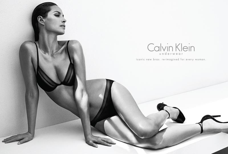 Calvin Klein Underwear Ads