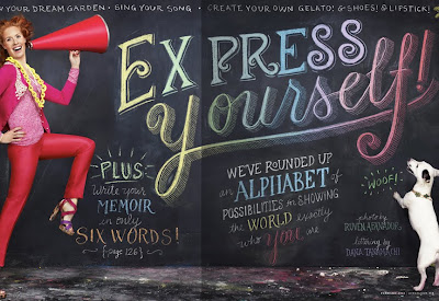 Dana Tanamachi chalk letterer
