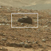 NASA Mars Curiosity Photographed Buried Statue And Bottle On Mars