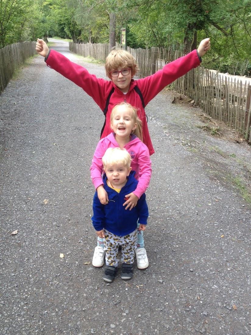 Les p'tits bonheurs -et malheurs- de Zoé, Zélie et Zéphir