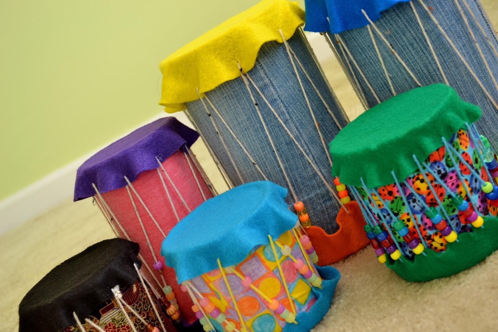 Поделка музыкальные инструменты для детей 28