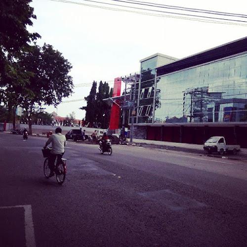 Tampak depan Tri Lomba Juang