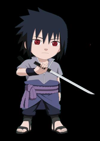 Uchiha Sasuke Chibi