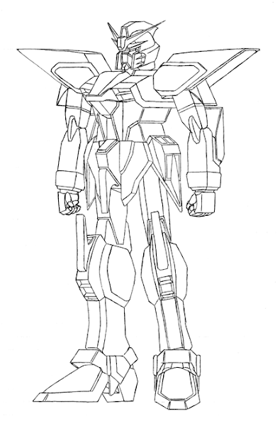 Real Steel Robots Free Coloring
