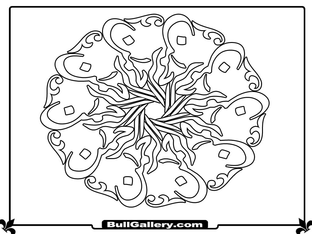 Muslim Coloring Pages Printable